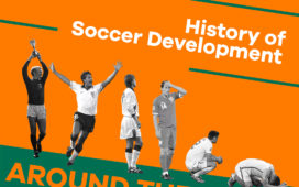 Soccer and its worldwide history