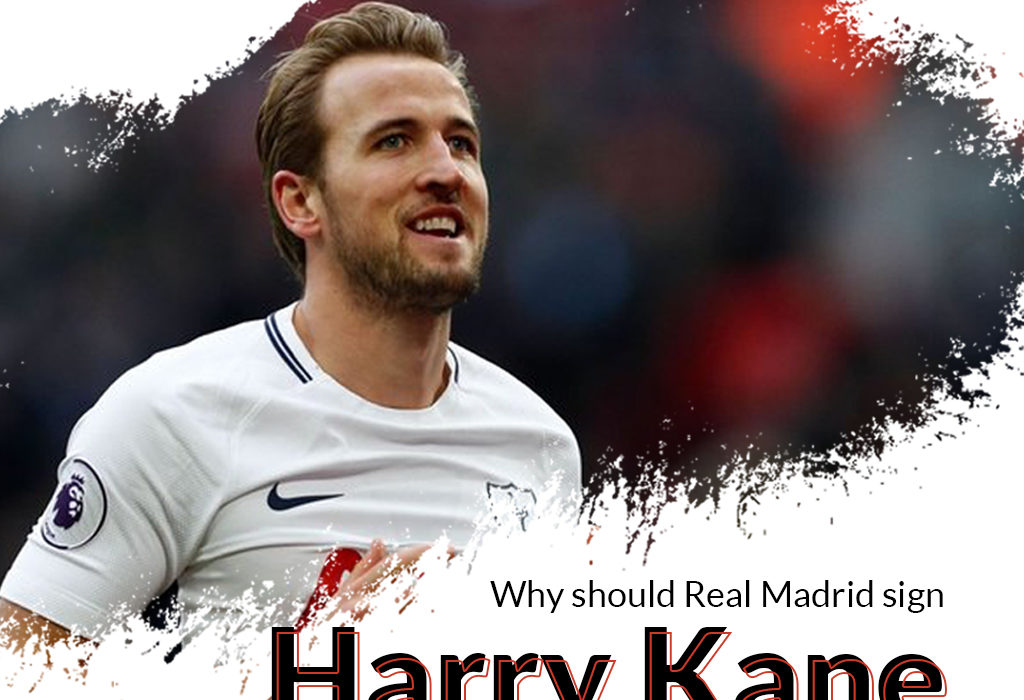 Read Madrid, Harry Kane and Soccer star