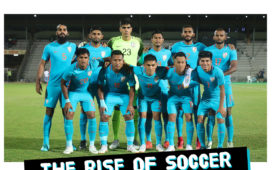 Soccer rises in India