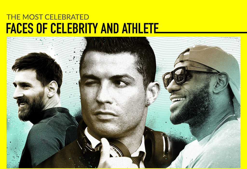 The most celebrated faces of celebrity and athlete in the the sports betting history